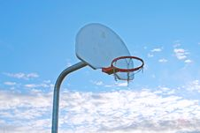 Free Basketball Net Stock Photo - 152060