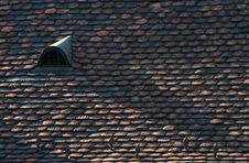 Rooftop Royalty Free Stock Photography
