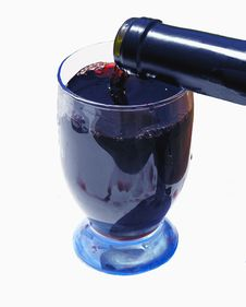 Free Red Wine For Heath Royalty Free Stock Image - 153076