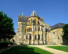 Free Gothic Abbey Stock Photo - 156270
