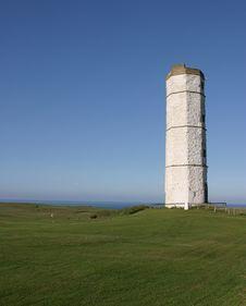 Free Old Lighthouse Flamborough 3 Stock Photos - 156723