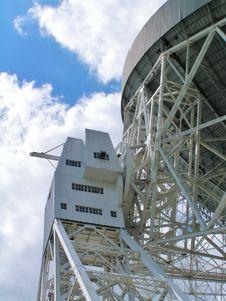 Free Radio Telescope Royalty Free Stock Photography - 156807