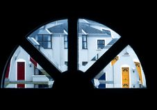 Free West End Doorview Stock Photography - 157922