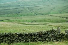 Free Dry Stone Wall Royalty Free Stock Images - 158979