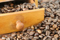 Free Coffee Beans Royalty Free Stock Photography - 1504887