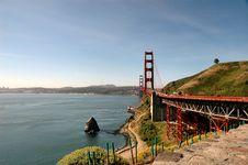 Free Golden Gate Bridge Royalty Free Stock Photos - 1500338