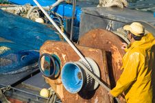 Free A Fisherperson Stock Images - 1500504