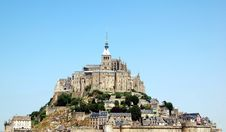 Free Mont Saint-Michel Royalty Free Stock Images - 1500879