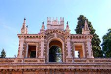 Beauties Of Sevilla Stock Photo