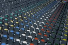 Free Mixing Console Stock Photo - 1500950
