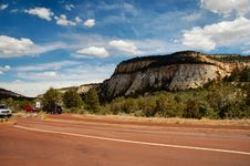 Free Zion National Park Stock Photography - 1501302
