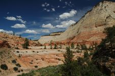Free Zion National Park Stock Photos - 1501343