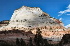 Free Zion National Park Stock Photography - 1501582
