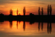 Free Sunset Stock Image - 1501711