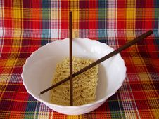 Free Noodles Royalty Free Stock Photography - 1502597