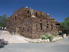Free Hopi Point Museum Royalty Free Stock Photo - 1502925
