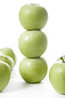 Free Apples Stock Image - 1504821