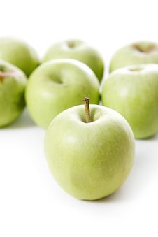 Free Apples Royalty Free Stock Photos - 1504858