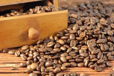 Free Coffee Beans Royalty Free Stock Image - 1504896