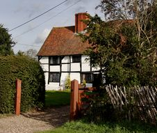 Free English Village House Stock Image - 1505111