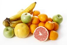 Assorted Fruit Royalty Free Stock Images