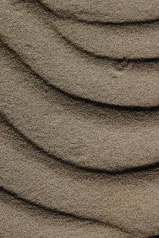 Free Sand Dune Detail Royalty Free Stock Photography - 1505697
