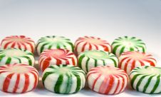 Free Christmas Candies Stock Images - 1506124