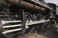 Free Train Wheels Royalty Free Stock Images - 1506219