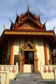 Free Thai Shrine Stock Images - 1508764