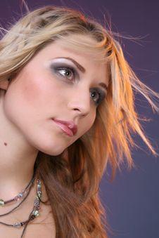Free Streaming Hairs Stock Image - 1509971