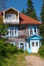 Free Wooden Russian House Royalty Free Stock Photo - 15004275