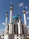 Free Kul Sharif Mosque, Kazan. Royalty Free Stock Photography - 15005477