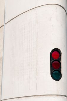 Free Traffic Light Royalty Free Stock Images - 15000909