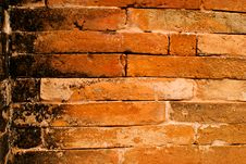 Free Antique Hardened Clay Brick Stock Images - 15001604