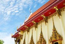 Free Thailand Church Royalty Free Stock Photo - 15002395