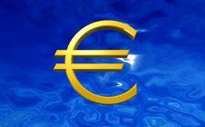 Flag With Symbol European Union 3 Stock Photos