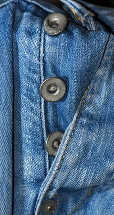 Free Blue Jeans Fly Stock Photo - 15003630