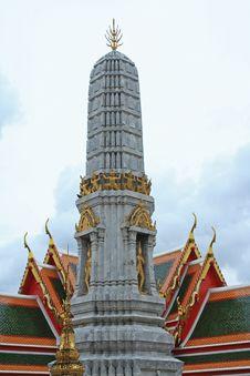 Free Pagoda Stock Photography - 15005252