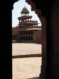 Free Fatehpur Sikri Royalty Free Stock Images - 15006559