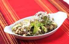 Free Bowl Of Lentils Royalty Free Stock Photography - 15006877