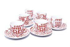 Free Coffee Cups Stock Photo - 15007140
