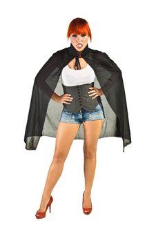 Free Vampire Royalty Free Stock Image - 15007426