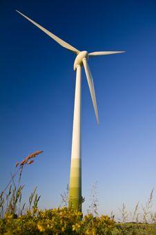Free Windmill Stock Image - 15008171