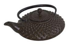 Free Cast Iron Tetsubin Stock Image - 15009261
