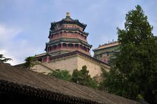 Summer Palace- Tower Of Buddhist Incense(foxiangge