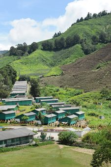 Free Country Home In Cameron Highland Stock Photo - 15009860