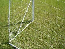 Free Goal Detail Royalty Free Stock Photos - 15010108