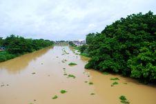 Prachin River Stock Photography