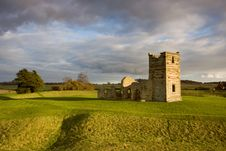 Free Knowlton Church, Dorset, UK Stock Photography - 15012112