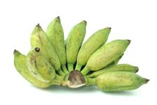 Free Cultivated Banana Royalty Free Stock Image - 15012746
